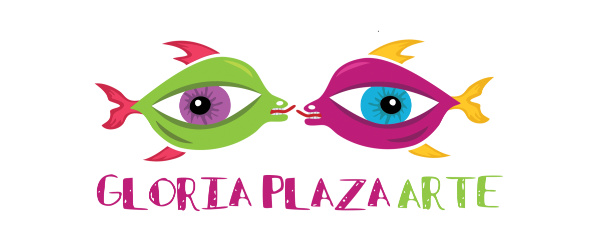 Gloria Plaza Ilustraciones Logo